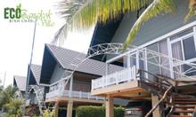 Đi nước ngoài định cư nên cần bán gấp căn biệt thự giữa lòng Hồ Tràm.