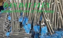 Bô zin chống rung inox-ống mềm pccc-sợi đồng bện.
