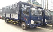 Xe tải 8 tấn thùng dài 8m ga cơ máy hyundai