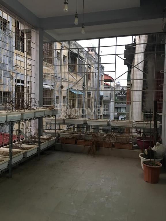 Bán nhà Nguyễn Viết Xuân, diện tích 37,7m2x4 tầng, mặt tiền 3,72m