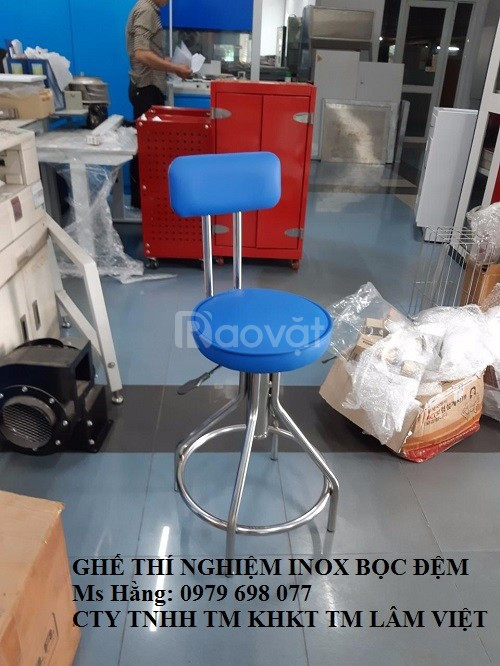 Ghế dùng cho phòng thí nghiệm (ảnh 1)