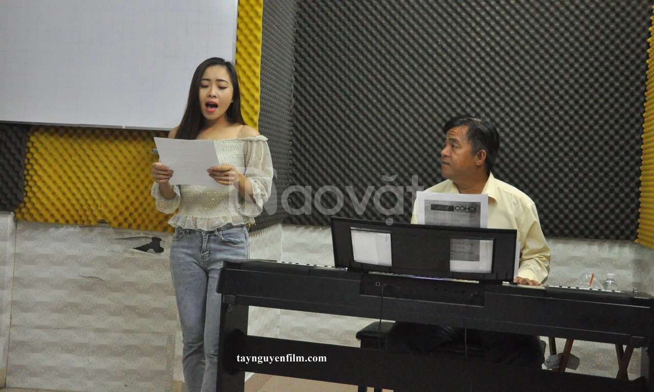 Tuyển dụng giáo viên thanh nhạc