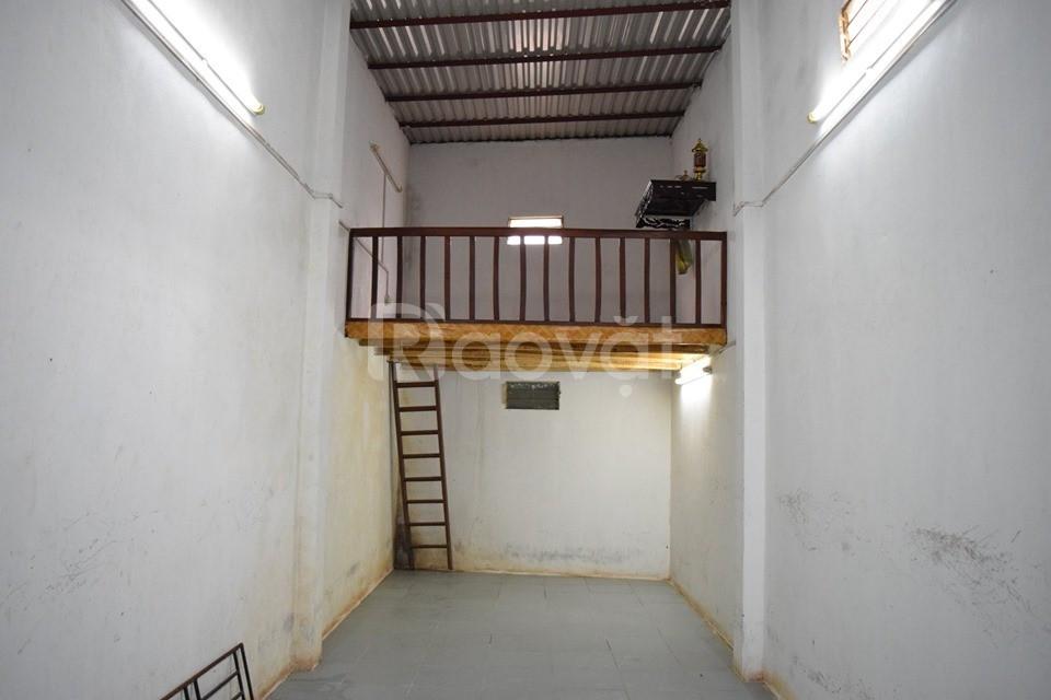 Nhà 40m2, Trương Định, ôtô đỗ cửa, kinh doanh tốt