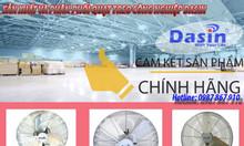 Giá chuẩn quạt công nghiệp treo Dasin