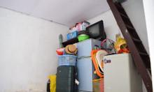 Nhà cấp 4 gác xép, 16m2, cách mặt phố Vĩnh Hưng chỉ 10m, gần UBND