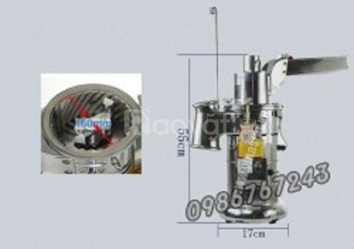 Máy nghiền dược liệu df-20 (ảnh 6)