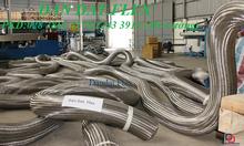 Ống ruột gà lõi thép-ống mềm kim loại-ống nối mềm có lưới bện inox