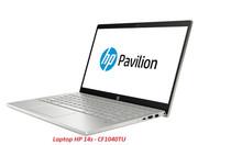 Laptop HP 14s cf1040TU