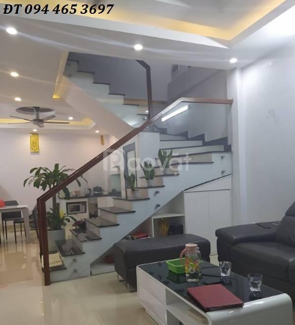 Bán nhà mới 55m2 x 5 tầng MT 5m gần Keangnam, Phạm Hùng (ảnh 1)