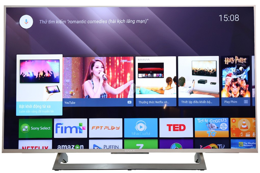 Sửa tivi bị hỏng màn hình tại nhật tân