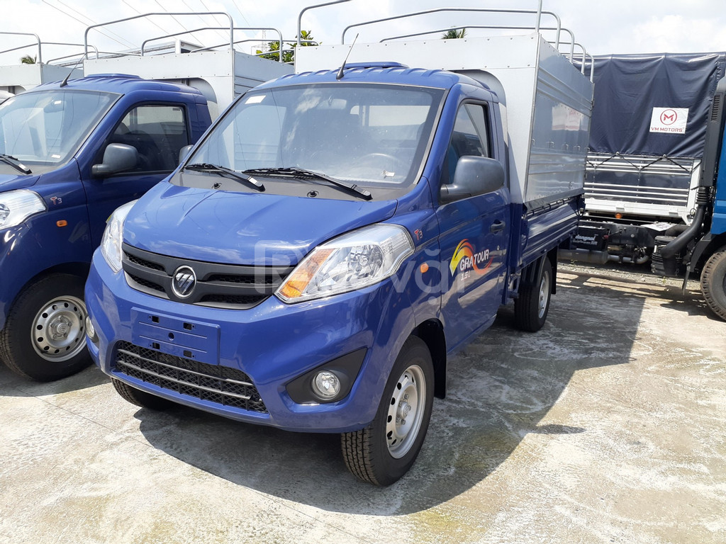 Xe tải Foton 850kg mui bạt giá tốt