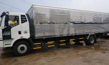 Xe tải FAW 7t25 thùng dài 9m7, nhập khẩu chính hãng, giá tốt.