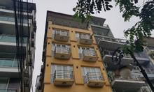 Bán nhà đường Trường Sơn, P. 15, Q10, tòa nhà hầm, 6 tầng, DT: 5.3x22m