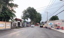Đất Tân Phú Trung, Củ Chi giá 13/m2 đất thổ cư 100%, SHR từng nền