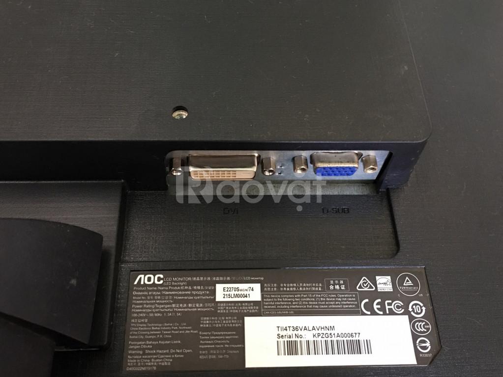 Cần bán 30c màn hình LCD AOC 22 inch model: E2270Sw