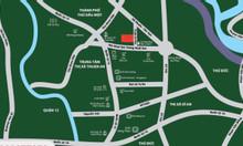 Bán đất nền dự án tại Thuận An Central Residence, Thuận An, Bình Dương