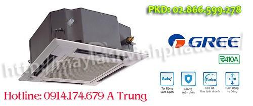 Mua Máy lạnh âm trần thương hiệu Gree 2.5HP (Trung Quốc) với giá rẻ