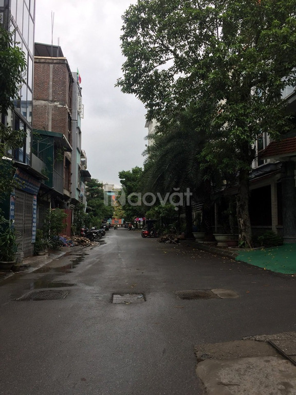 Bán liền kề nhà vườn Bộ Quốc Phòng, 105m2x4 tầng, Ngõ 62 Trần Bình