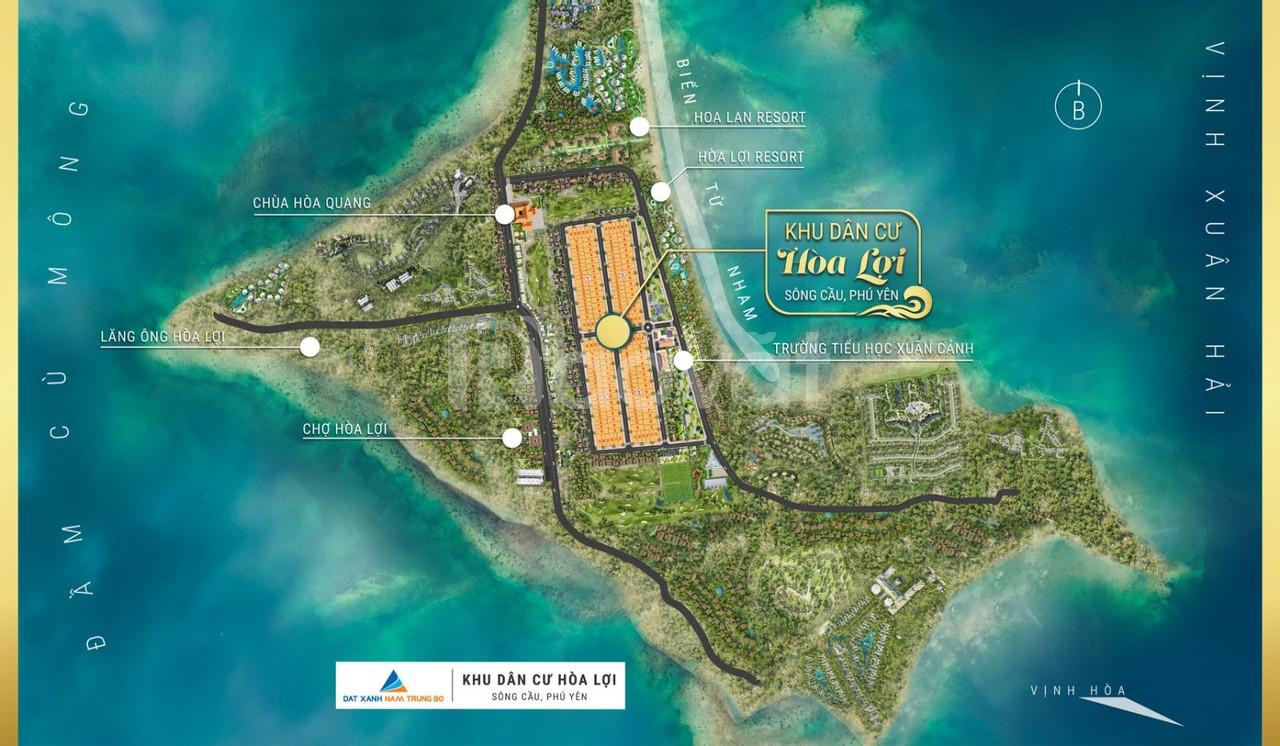 Đất nền biển Phú Yên: Đắc Địa – Đắc Lợi – Đầu tư ngay nhận chiết khấu  (ảnh 5)