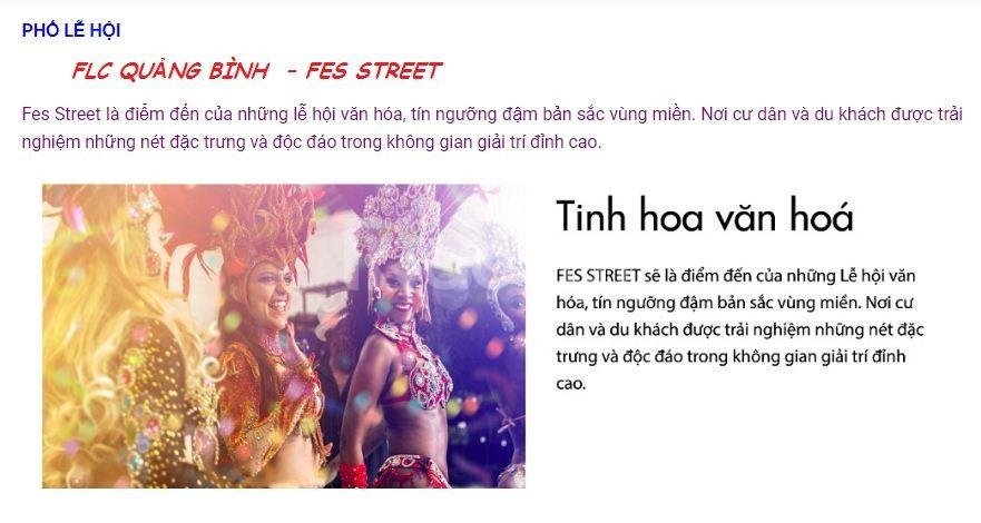 Bán nền shophouse căn góc dự án FLC Quảng Bình, vị trí đẹp, KD sầm uất