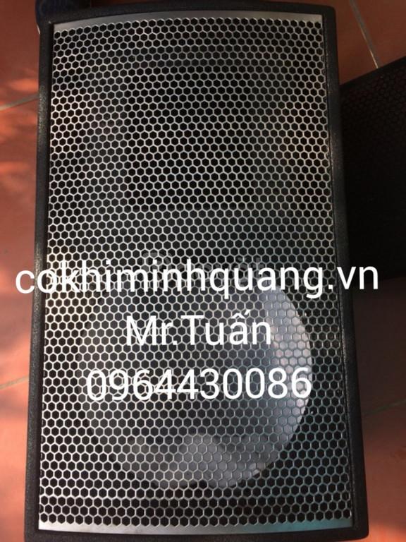 Thép đục lỗ từ 0,3mm- 10mm