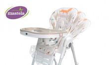 Ghế ngồi ăn cao Mastela 0619-MSTL-1015-T13 màu be hình cáo