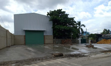 Bán/cho thuê nhà xưởng 767m2 An Phú Đông Quận 12