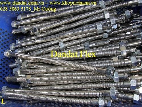 Ống nối mềm cứu hỏa, ống mềm Sprinkler PCCC, Thiết bị PCCC, ống inox