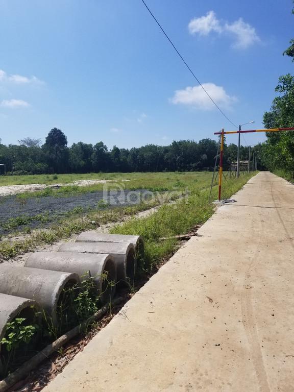 Đất KCN Minh Hưng 420 triệu/ 200m2 - Đường nhựa liên xã