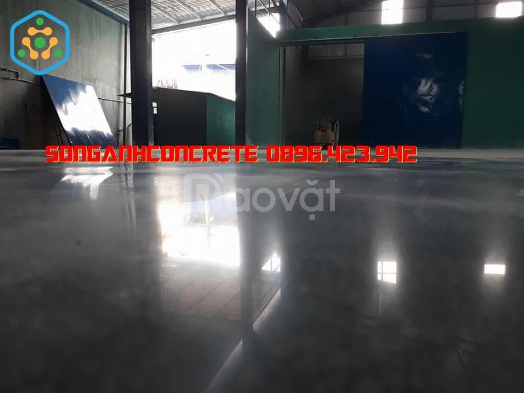 Mài đánh bóng sàn công nghiệp tại Đắk Lắk - BTMSONGANH