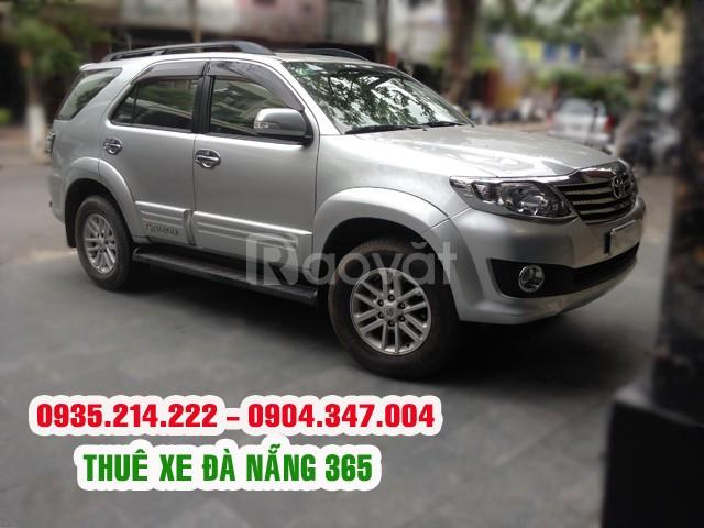 Dịch vụ cho thuê xe tự lái Đà Nẵng giá rẻ