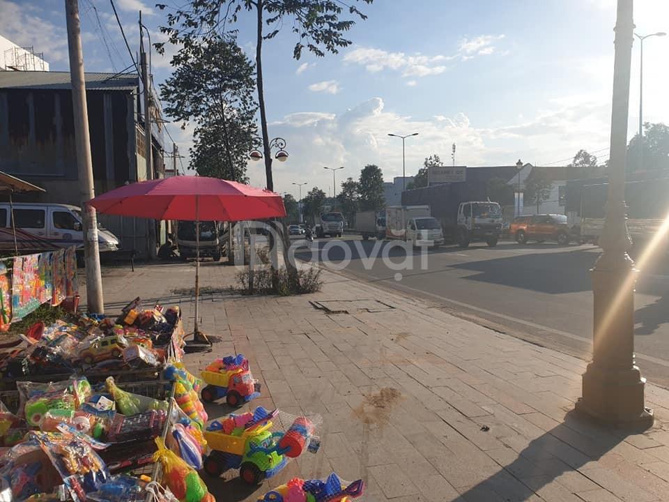 Bán gấp trong ngày lô đất 5x28 mặt tiền ĐX 065 sát ĐT 741 Định Hòa,SHR