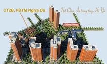 Chuyển nhượng căn hộ tại KĐT Nghĩa Đô Chung cư CT1A, CT1B, CT2B, CT2C