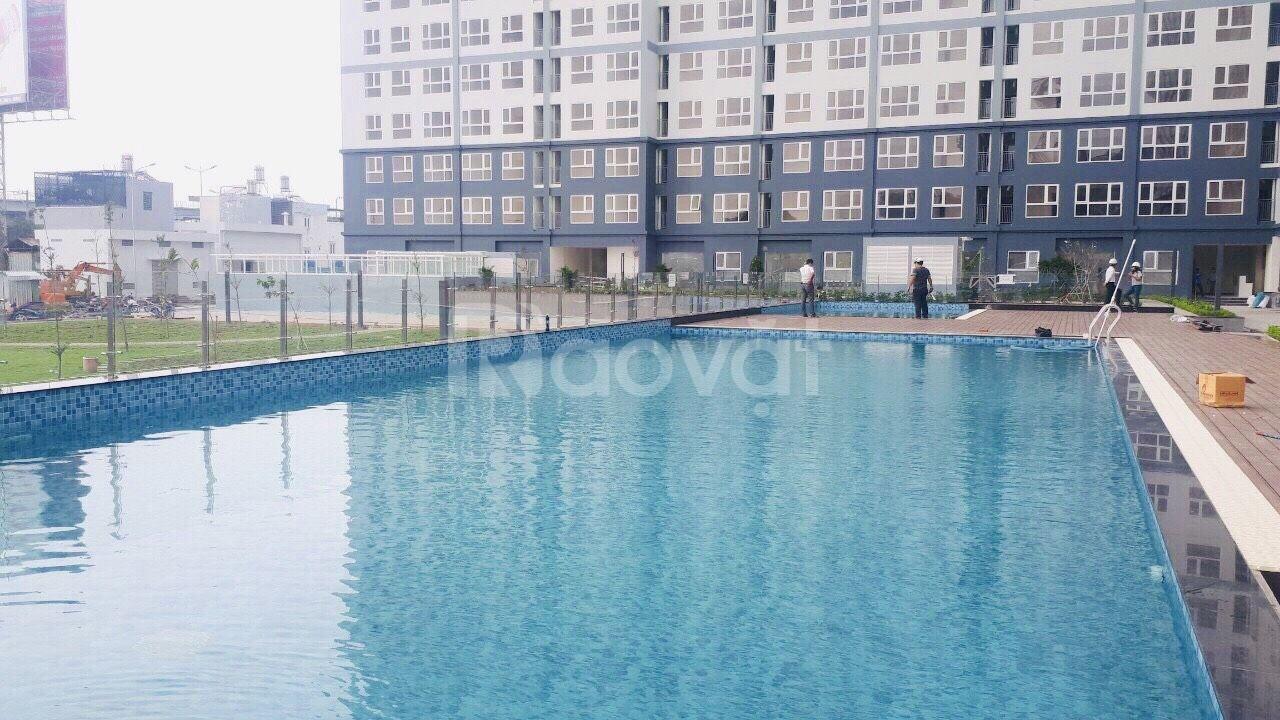 Bán căn hộ 2PN MT Xa lộ Hà Nội, đã giao nhà