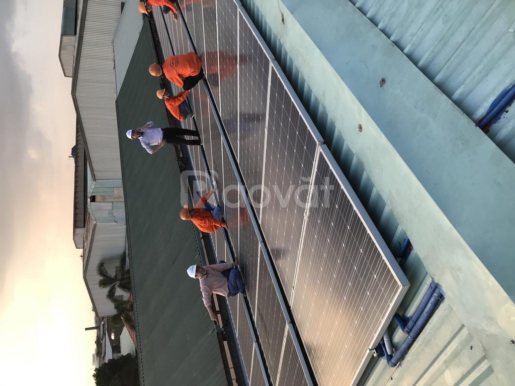 Chuyên mua bán, lắp đặt điện năng lượng mặt trời