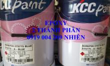 Đơn vị thi công sơn sàn Epoxy Kcc giá rẻ Tiên Giang