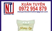 Bao bì đựng gạo 1kg, 5kg xuất khẩu
