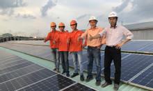 Cung cấp lắp đặt điện năng lượng mặt trời, Bình Dương, Tp. Hồ Chí Minh