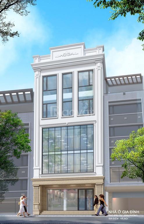 Cho thuê làm văn phòng, cửa hàng đường Phạm Văn Đồng, KD sầm uất