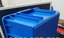 Hộp nhựa đựng linh kiện, phụ kiện/Khay nhựa đựng phụ tùng/Thùng nhựa