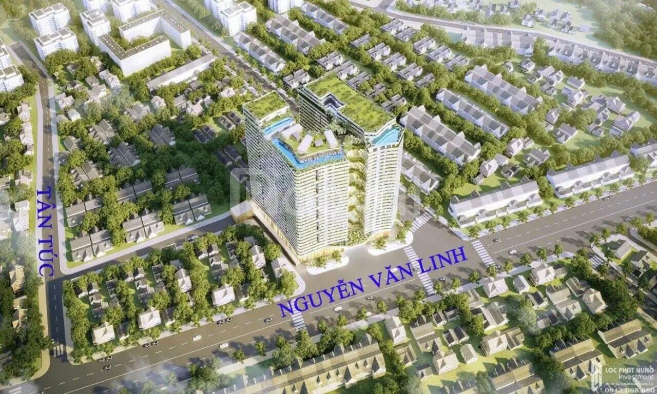 Mở bán giai đoạn 1 căn hộ mới của CĐT An Gia ngay TTHC Bình chánh