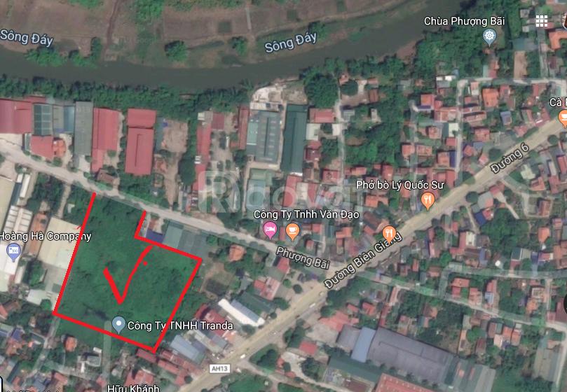 Dự án đất nền gần bến xe Yên Nghĩa, Hà Đông giá 8 triệu/m2