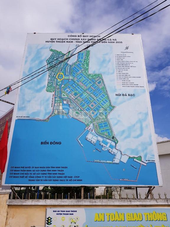 Đón sóng đầu tư Ninh Thuận- VinGroup gom đất biển xây sân golf Resort