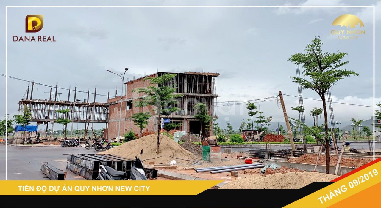 Đất nền dự án Quy Nhơn New City, phường Đập Đá- thị xã An Nhơn