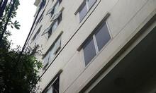 Bán chung Võ Chí Công cư mini, 110m2*8, mt 6m, thang máy, 21 phòng, giá 18 tỷ.