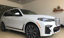 BMW X7 xDrive Msport 2020