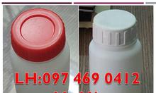 Vỏ chai nhựa HDPE 1 lít quận 10