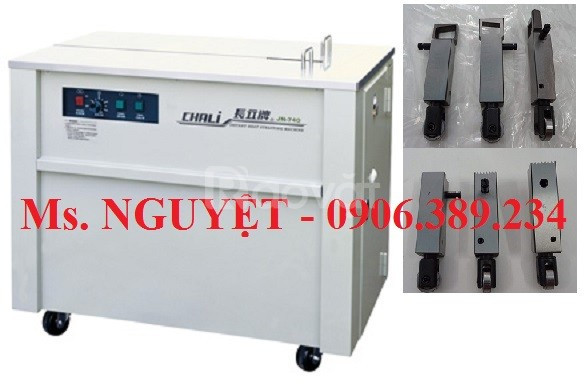 Máy đóng đai thùng Chali JN-740 giá rẻ Long An