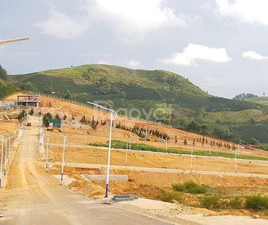 Bán đất nền dự án khu đô thị Langbiang - Lạc Dương