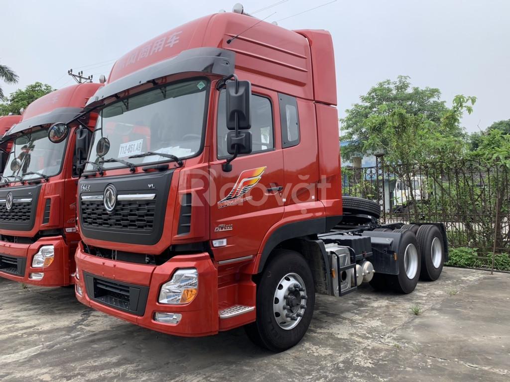Xe đầu kéo Dongfeng Hoàng Huy 420hp nhập khẩu